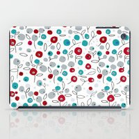 winter pattern1 iPad Case