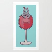 Whino Art Print