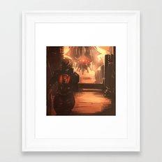 Reaper Scout Framed Art Print