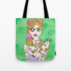 Curves To Kill Tote Bag