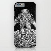 Texas Chainsaw Astronaut… iPhone 6 Slim Case