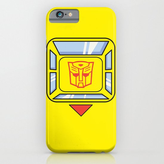 Transformers - Bumblebee iPhone & iPod Case
