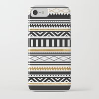 aztec iPhone & iPod Cases featuring Aztec by Kakel