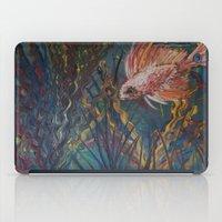 Something is Fishy iPad Case