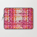 hot weave Laptop Sleeve