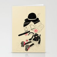 Unplug Stationery Cards