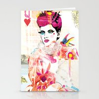 La Queen De Dimanche / T… Stationery Cards