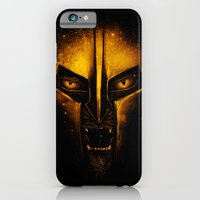 iPhone & iPod Case featuring The Protector by nicebleed