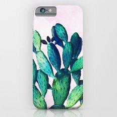 Cactus Three Ways #society6 #decor #buyart iPhone 6 Slim Case