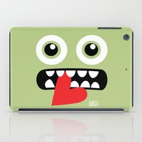 EYE EAT iPad Case