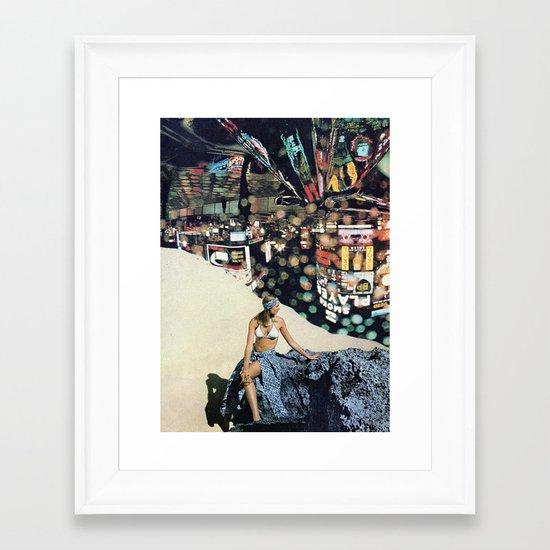 base price Framed Art Print