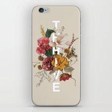 Thrive I iPhone & iPod Skin