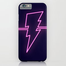 Rad Pink Neon Lightning Slim Case iPhone 6s