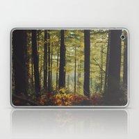 Autumn Wood Laptop & iPad Skin