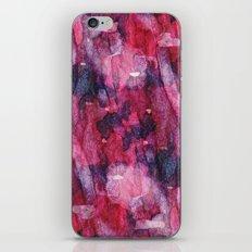 Red Mess iPhone & iPod Skin