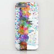 Philadelphia City Skylin… iPhone 6 Slim Case