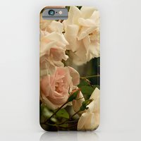 A Bed of Roses iPhone 6 Slim Case