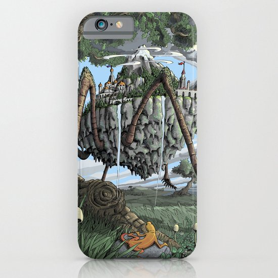 Spiderback Mountain iPhone & iPod Case