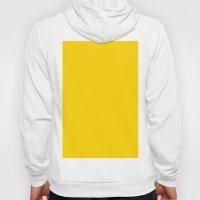 Cyber yellow Hoody