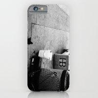 A Bird Travels iPhone 6 Slim Case