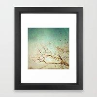 The Birds 2 Framed Art Print