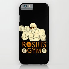 roshi's gym iPhone 6 Slim Case