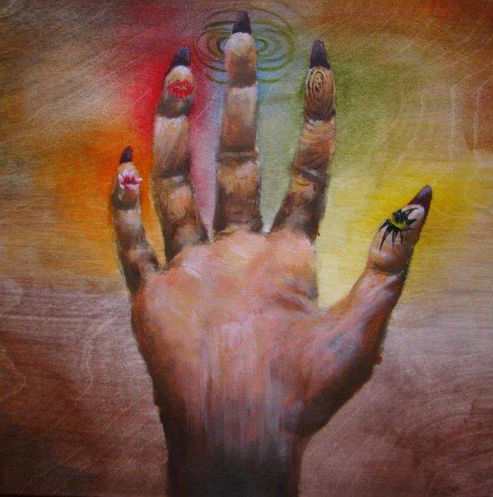 Five Senses Art Print