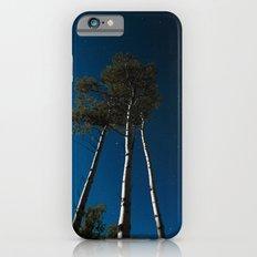 Moonlit Aspens Slim Case iPhone 6s