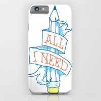 iPhone & iPod Case featuring All I need by Andrei Robu