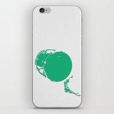 Minimalistic Drums iPhone & iPod Skin
