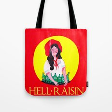 HELL RAISIN Tote Bag