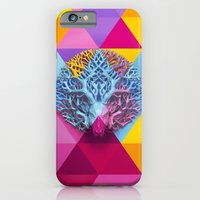 iPhone & iPod Case featuring Deer-tree by Sasha Vinogradova