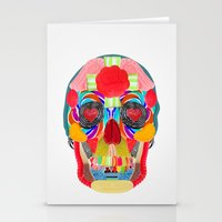 Sweet Sweet Sugar Skull Stationery Cards