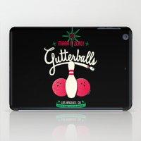Gutterballs iPad Case