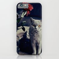 Diesel with rose iPhone 6 Slim Case