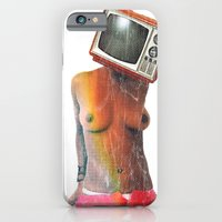SEX ON TV by ZZGLAM iPhone 6 Slim Case