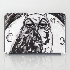 Night Owl v.1 iPad Case