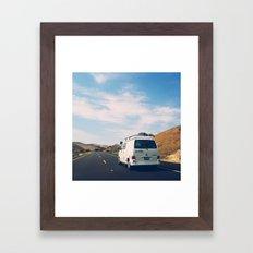 Volkswagen Vanlife 2 Framed Art Print