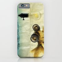 iPhone & iPod Case featuring Fish Eyed Lens 03 by vin zzep