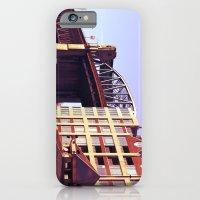 burrard bridge iPhone 6 Slim Case