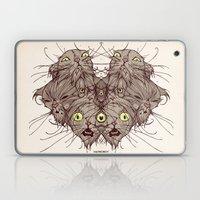 Wet Cats Laptop & iPad Skin