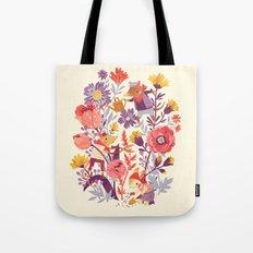 The Garden Crew Tote Bag