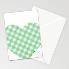 I love you this much... (blue) Stationery Cards