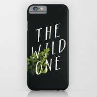 iPhone & iPod Case featuring The Wild One by Galaxy Eyes