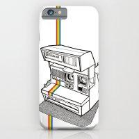 Polaroid Spirit 600 CL iPhone 6 Slim Case