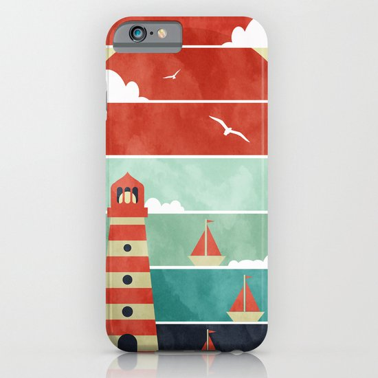 Coming Home. iPhone & iPod Case