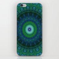 Mandala 11 iPhone & iPod Skin