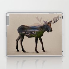 The Alaskan Bull Moose Laptop & iPad Skin