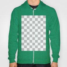Checker (Silver/White) Hoody