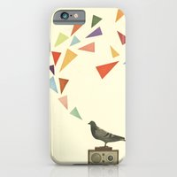 Pigeon Radio iPhone 6 Slim Case